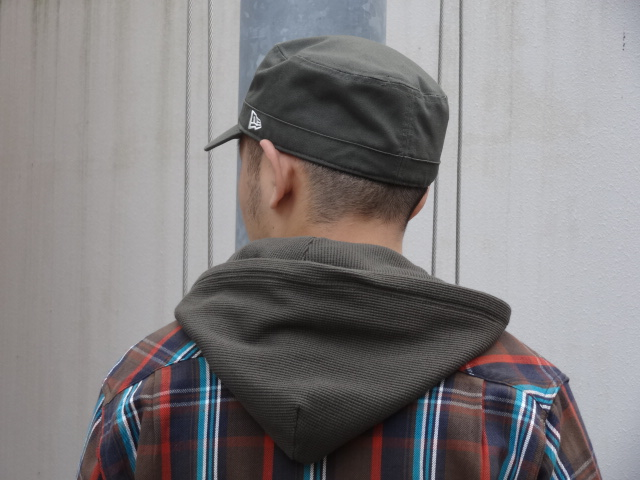 Lafayette THERMAL HOODED NEL SHIRT!!!_a0221253_19591661.jpg