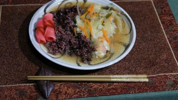 お昼は魚の煮つけ_e0166355_124083.jpg