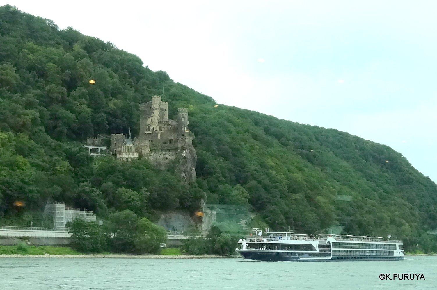 ドイツ9日間の旅 16 ライン川クルーズは寒かった… _a0092659_22353220.jpg