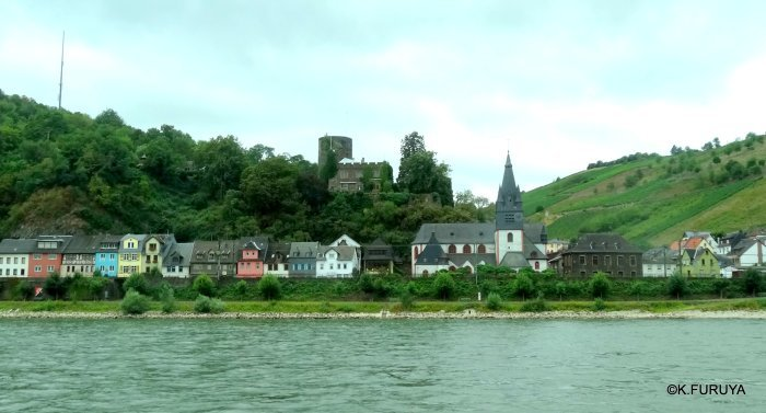 ドイツ9日間の旅 16 ライン川クルーズは寒かった… _a0092659_22361591.jpg