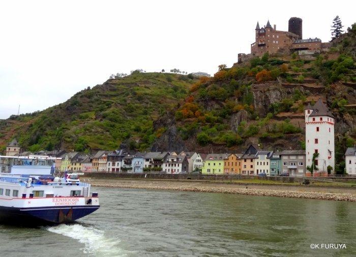 ドイツ9日間の旅 16 ライン川クルーズは寒かった… _a0092659_22374339.jpg