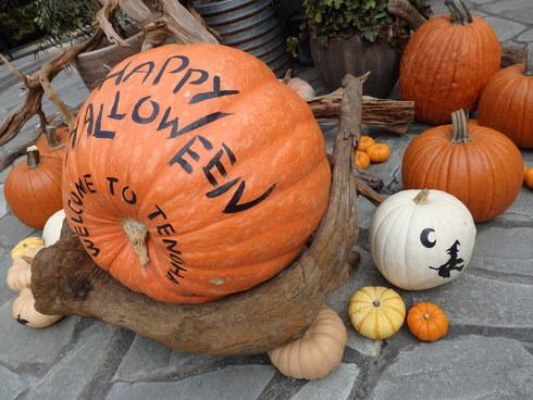 trick or treat。。。Happy Halloweenの 温かなElevensesのティータイム♪ @台湾スイーツ♪☆.。†_a0053662_11385087.jpg