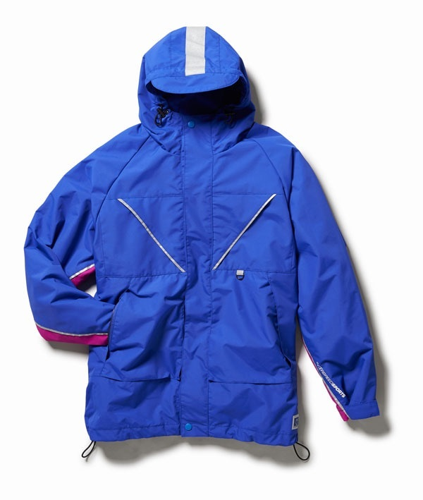 【NEW ARRIVAL】 INTERBREED 3M Lined Tech Jacket_b0121563_12071528.jpg