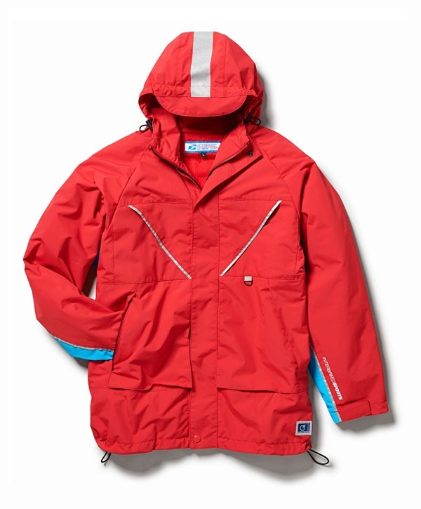 【NEW ARRIVAL】 INTERBREED 3M Lined Tech Jacket_b0121563_12074782.jpg