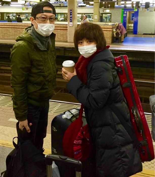 スパコネツアー吉見さんと2人旅➕ゲスト服部恵_b0131865_01442865.jpg