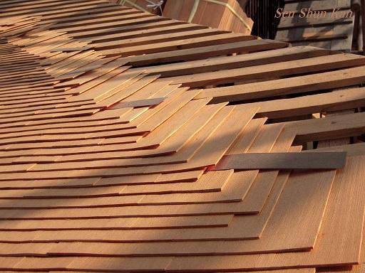 文化財建造物の保存修理 東寺観智院客殿 2015年_a0164068_20505643.jpg