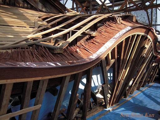 文化財建造物の保存修理 東寺観智院客殿 2015年_a0164068_20513088.jpg
