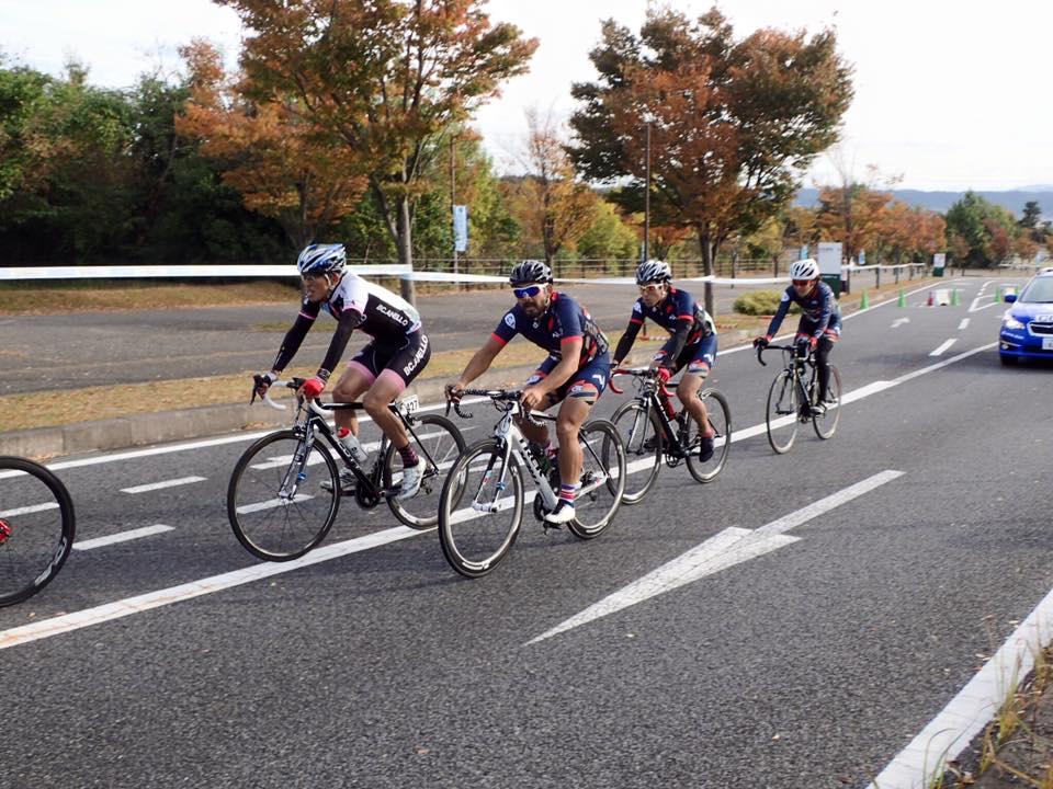 10月31日 レースレポート 「第2回 JBCF おおいたサイクルロードレース」_c0351373_23543930.jpg