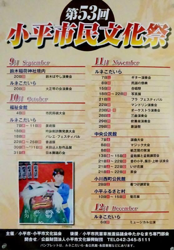 小平市民文化祭 第53回小平市日本舞踊の会_f0059673_21161237.jpg
