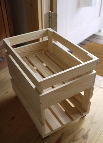 『古紙入れ&野菜BOX』できました。_c0334574_21244321.jpg
