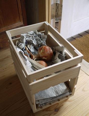 『古紙入れ&野菜BOX』できました。_c0334574_21245425.jpg