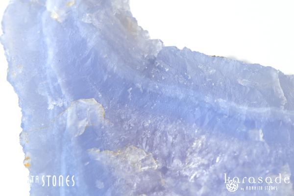 ブルーレースアゲート原石(マラウイ産)_d0303974_15302774.jpg