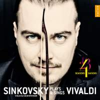 Vivaldi: The Four Seasons Etc@Dmitry Sinkovsky/La Voce Strumentale_c0146875_12332347.jpg