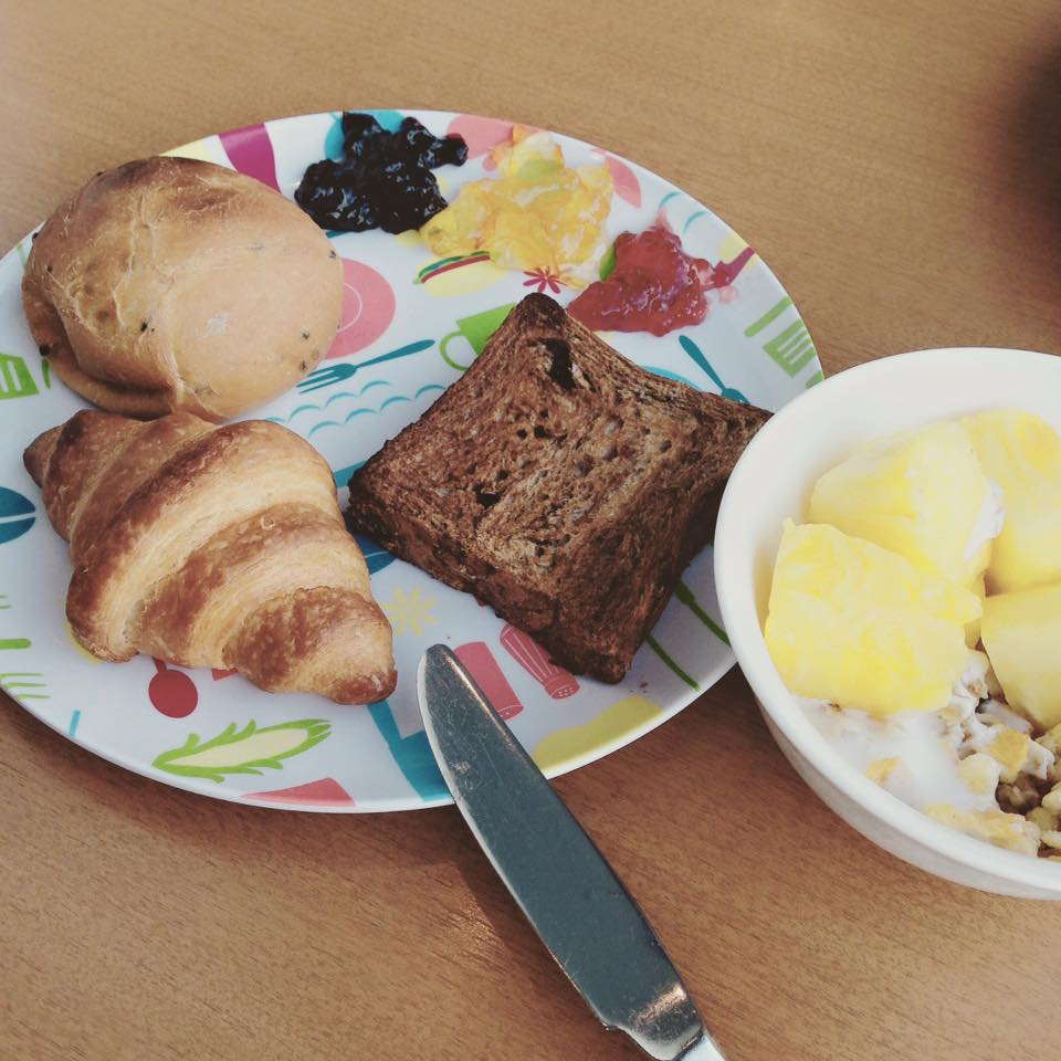Breakfast@観音崎_b0195783_1446461.jpg