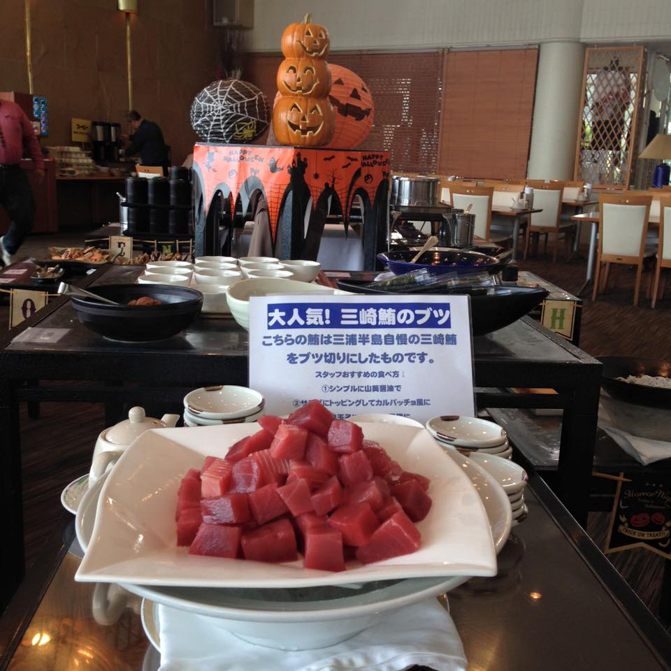Breakfast@観音崎_b0195783_14465383.jpg