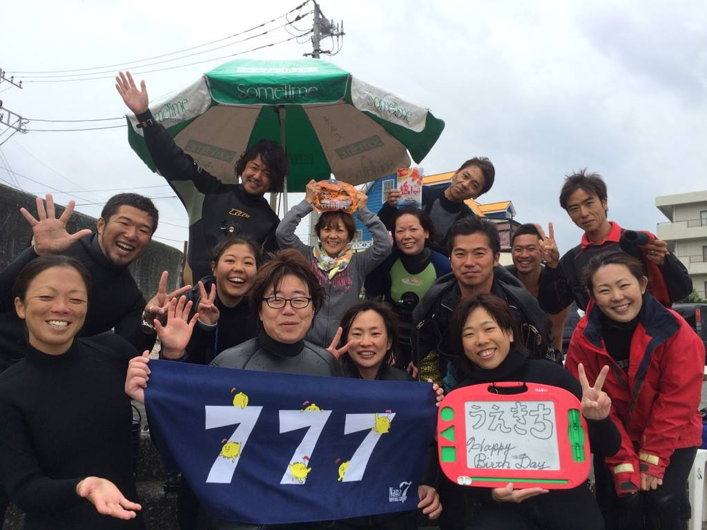 10月31日 葉山で記念ダイブ!_f0151886_18295268.jpg