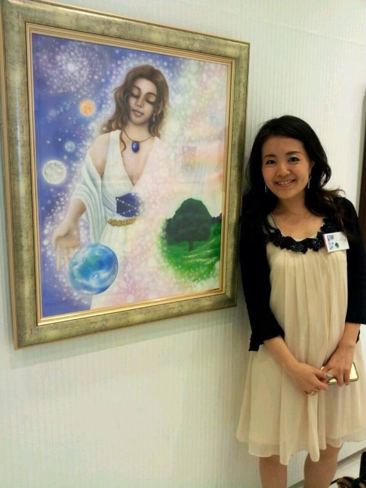 【第2弾】 非売品だったNaomi Angelの原画を特別に販売スタート!_f0186787_18141737.jpg