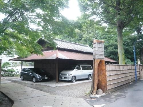 ポタリング 新宿・都庁と中野「垣根の曲がり角」_a0262093_13592076.jpg