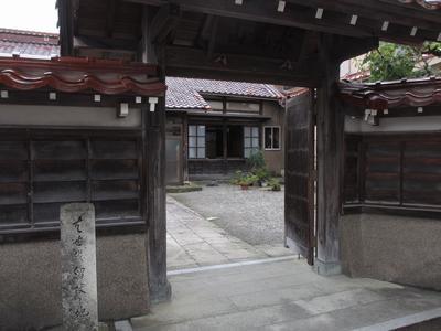 「芭蕉の館」研修旅④建聖寺へ_f0289632_2019331.jpg