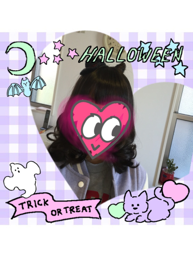 ☆*:;;:*★Happy Halloween★*:;;:*☆_e0187233_05165783.jpg