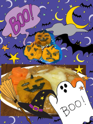 ☆*:;;:*★Happy Halloween★*:;;:*☆_e0187233_05165859.jpg