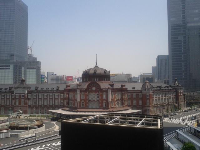 東京ステーションホテル_e0343145_23511984.jpg