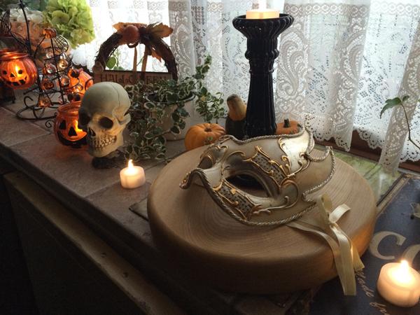 めんたマカロンでHappy Halloween ~!!_f0149855_15112718.jpg