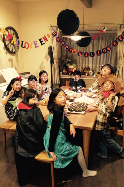 めんたマカロンでHappy Halloween ~!!_f0149855_1515064.jpg