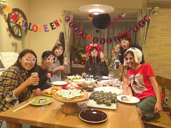 めんたマカロンでHappy Halloween ~!!_f0149855_15151082.jpg