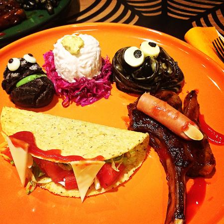めんたマカロンでHappy Halloween ~!!_f0149855_1516691.jpg