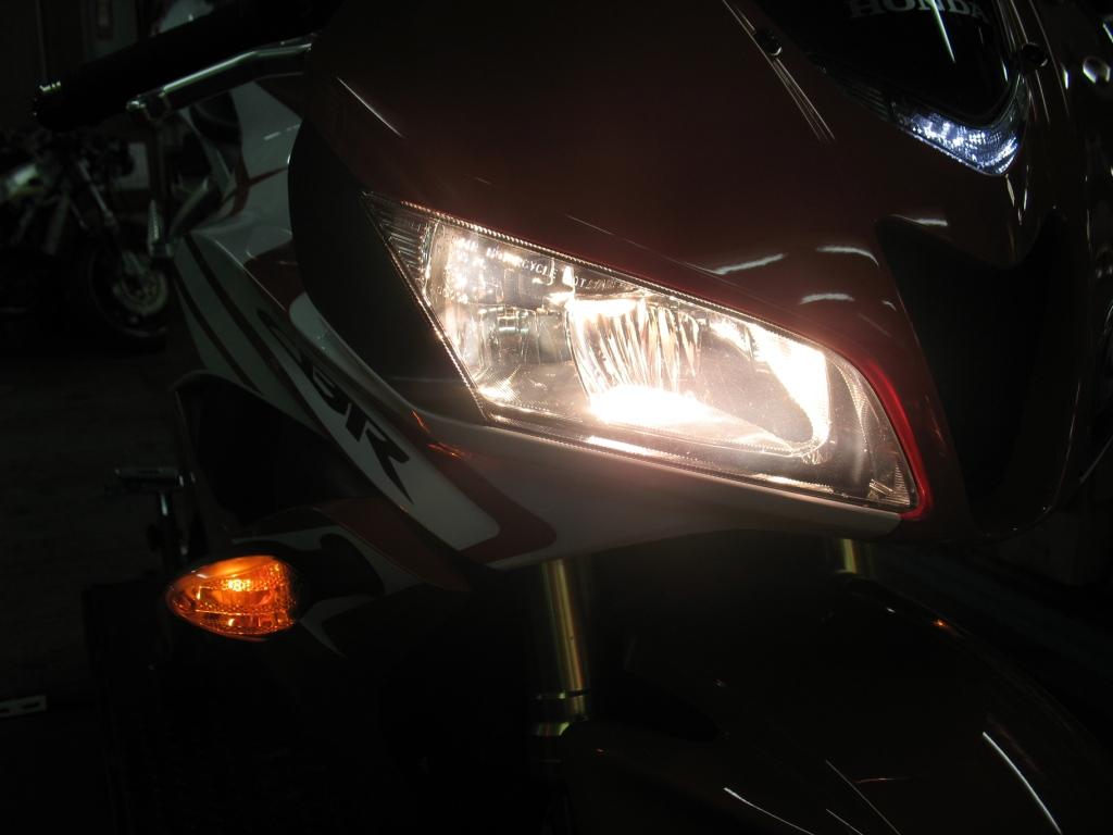 CBR600RR LED&HID他_e0114857_20393517.jpg