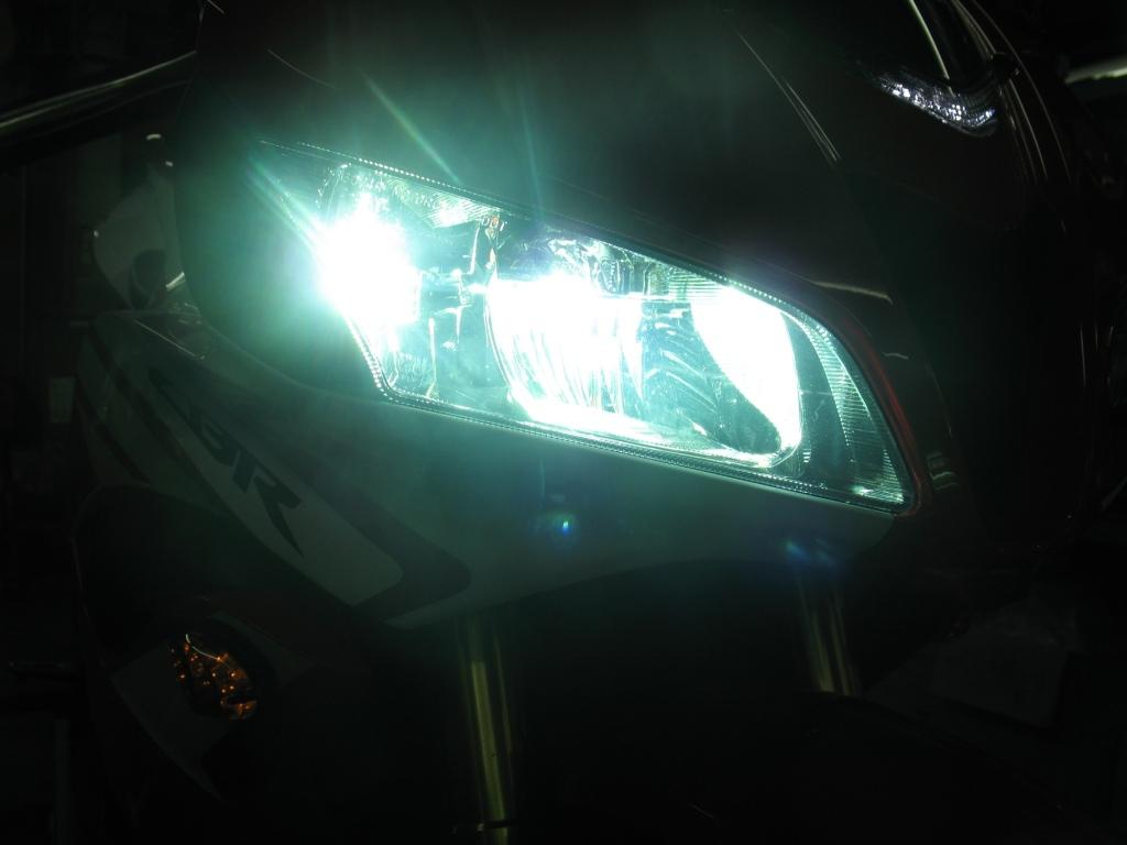 CBR600RR LED&HID他_e0114857_20394867.jpg