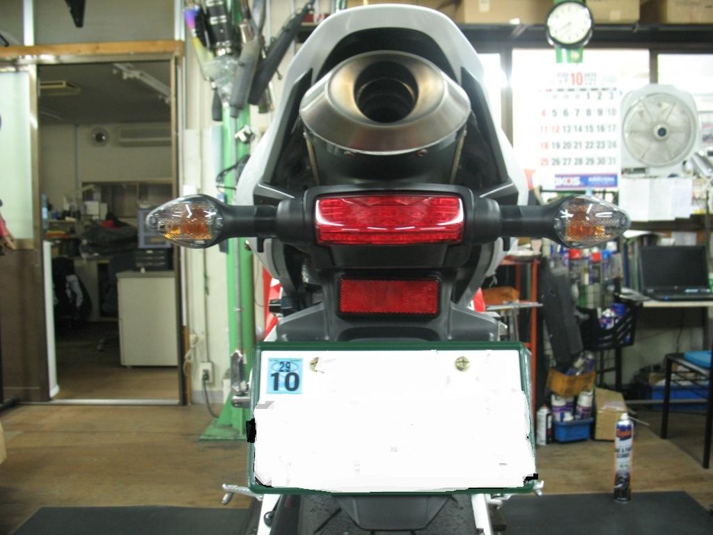 CBR600RR LED&HID他_e0114857_20545795.jpg