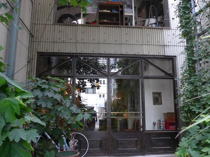 目黒「チャムアパートメント」へ行く。_f0232060_20454410.jpg