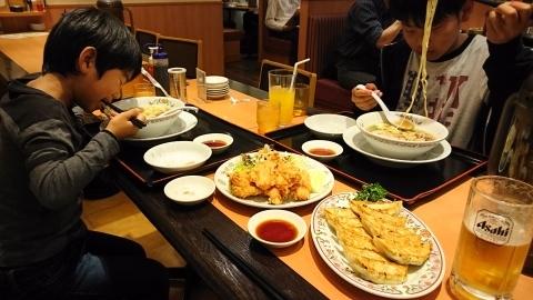 息子たちと、夜の姫路に繰り出してきました~♪(^o^)/_d0191262_20441766.jpg