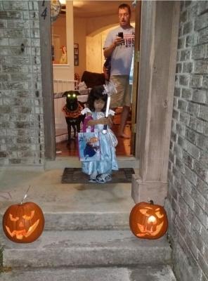 梨奈のバースデー&Happy Halloween_d0156997_13484698.jpg