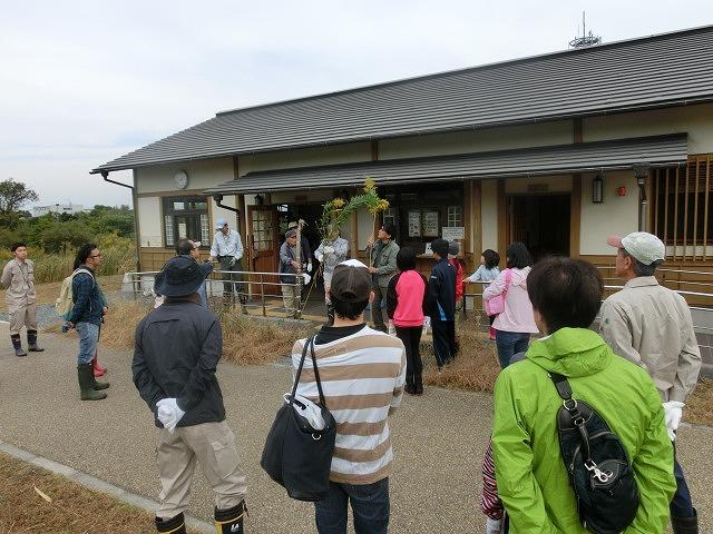 浮島ヶ原自然公園で「セイタカアワダチソウをやっつけよう!」作戦_f0141310_9272820.jpg