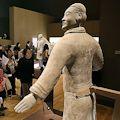 東京国立博物館の特別展「始皇帝と大兵馬俑」_c0315619_1443540.jpg