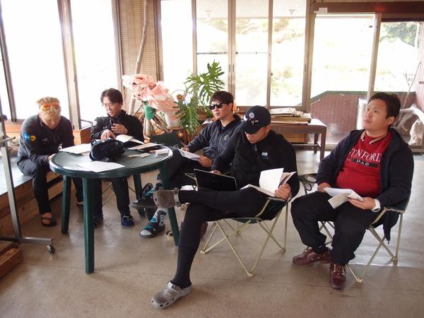 本栖湖ダイビングツアー!韓国チーム!_a0226058_1639243.jpg
