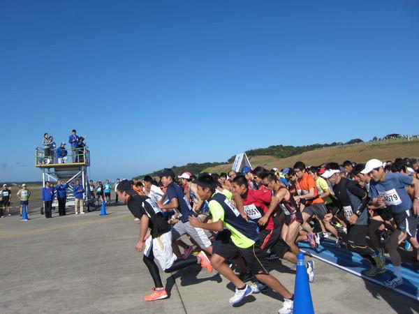 マラソン部活動報告3 第8回萩・石見空港マラソン_c0203658_2014271.jpg