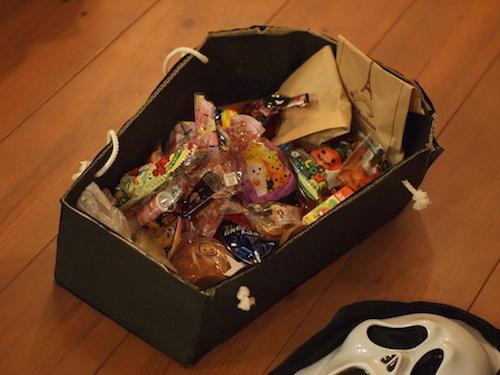 ☆Happy Halloween☆飾りや仮装_a0335560_01315511.jpg