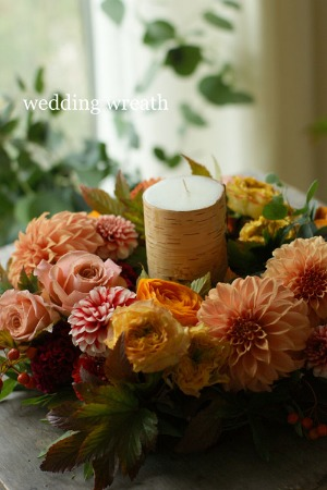 wedding wreath_b0277375_17322231.jpg