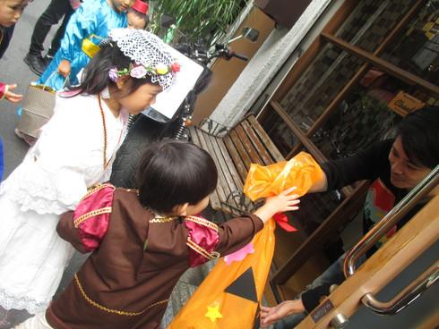 【西新宿園】 ハロウィン♪_a0267292_17161131.jpg