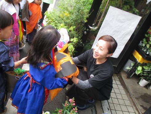 【西新宿園】 ハロウィン♪_a0267292_17162721.jpg