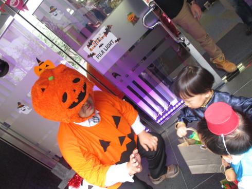 【西新宿園】 ハロウィン♪_a0267292_17195670.jpg