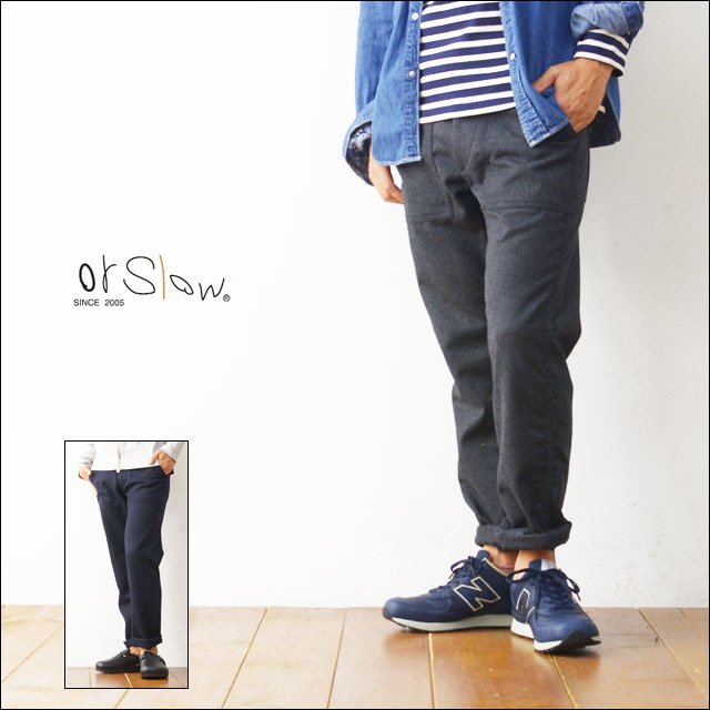 orslow[オアスロウ] US SLIM FIT FATIGUE WOOL PANTS [01-5032] MEN\'S_f0051306_17094745.jpg