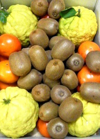 かっぱ果樹園より秋の果物便_e0234016_18464826.jpg