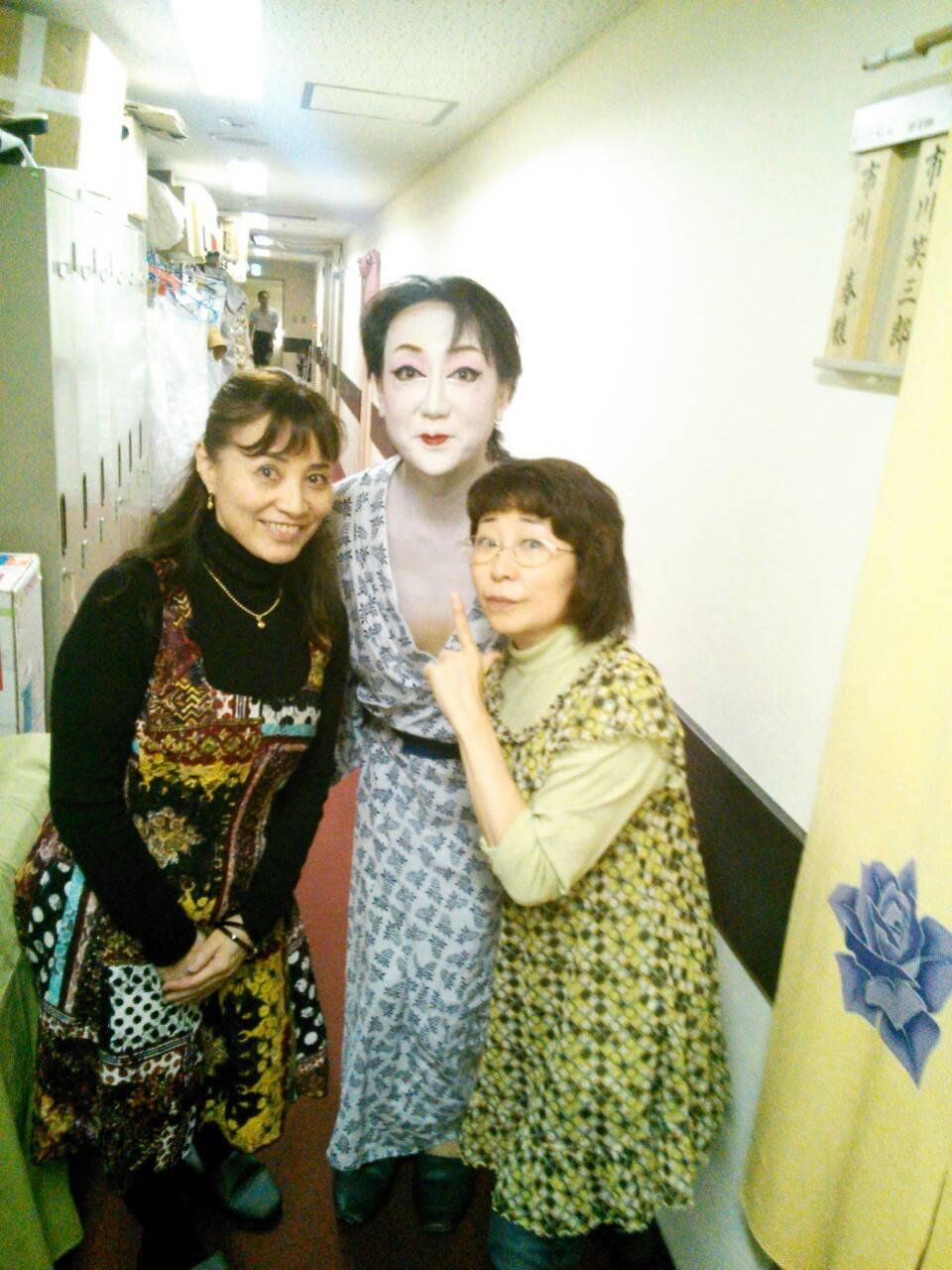 ONE PIECE歌舞伎二回目_a0163623_13055066.jpg