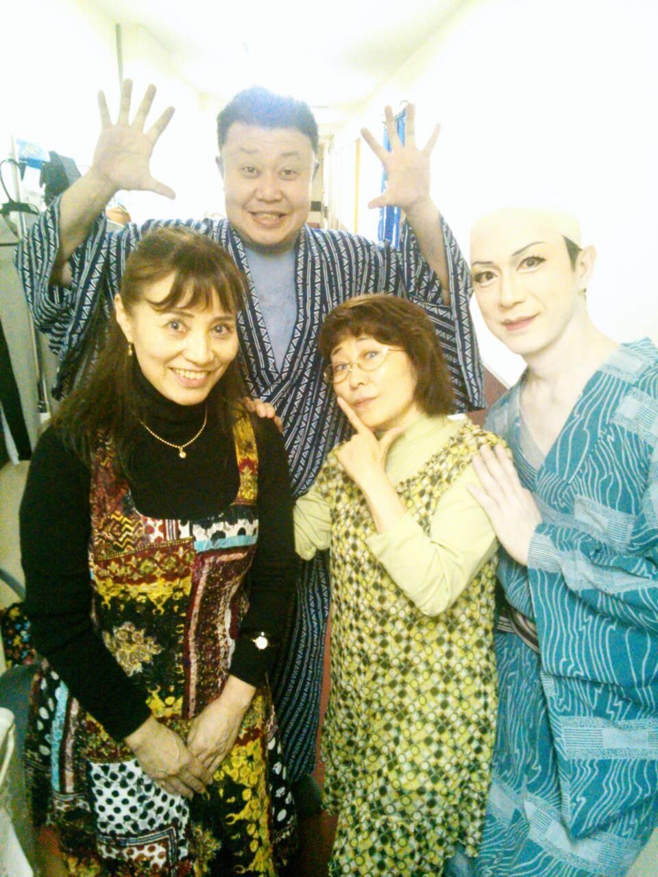 ONE PIECE歌舞伎二回目_a0163623_13055551.jpg