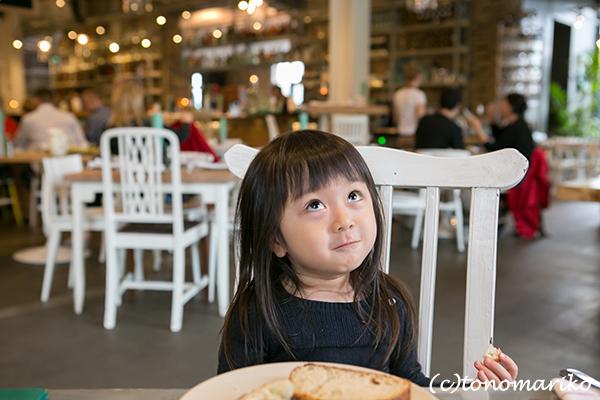 ロンドンのオシャレカフェと「魔女っ子バターちゃん」?!_c0024345_01163627.jpg